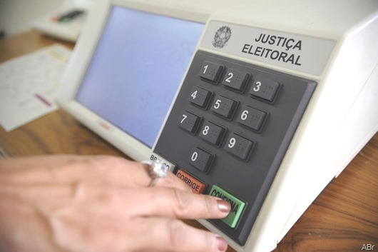 urna_Agência Brasil