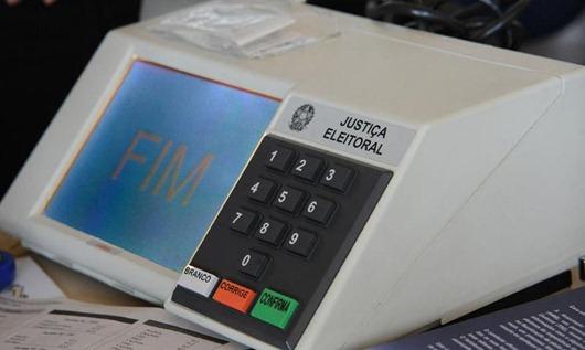 urna_Arquivo Agência Brasil