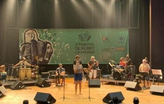 III Festival de Música da Paraíba online