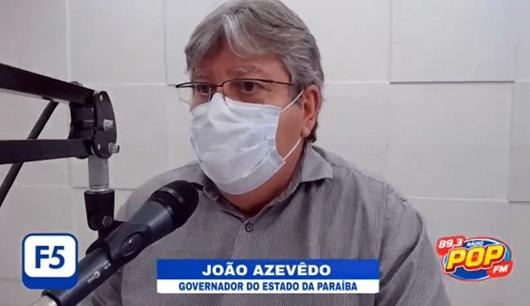 João Azevêdo_empréstimo_obras