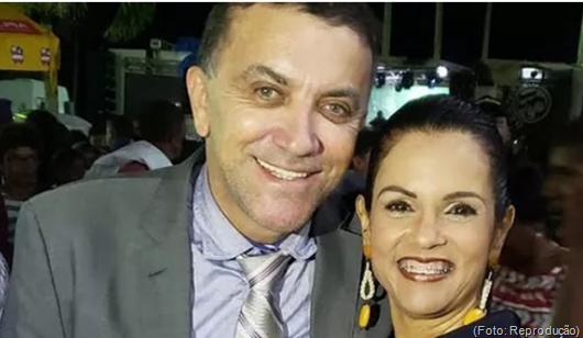 Raimundo da Cruz e Elba Rejane