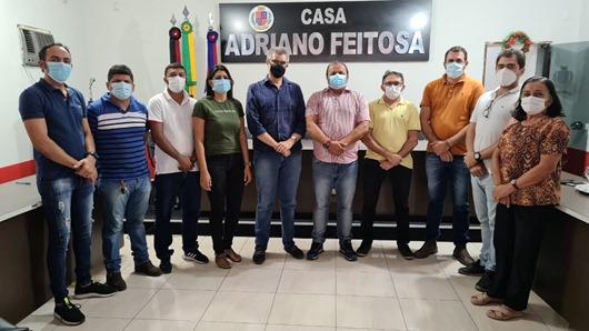 Ricardo Pereira_encontro_vereadores eleitos