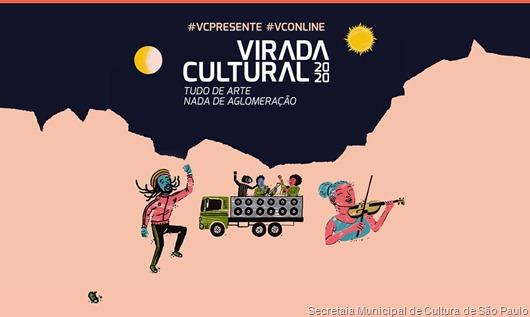 Virada Cultural 2020-SP