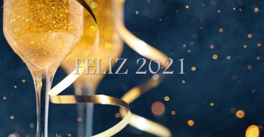 brinde ao Ano-Novo