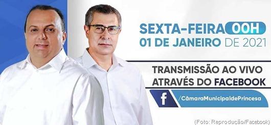 posse_Ricardo Pereira_Zé Casusa
