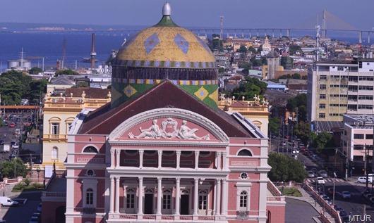 Manaus_Teatro Amazonas