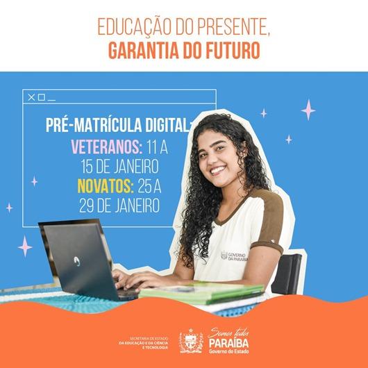 pré_matrícula digital