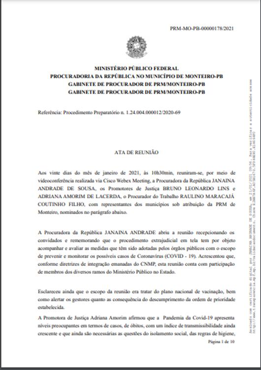 Ata_PR em Monteiro-PB