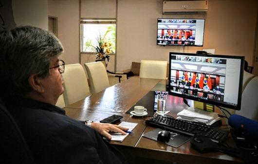 Azevêdo_Embaixada da China