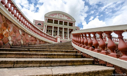 Teatro Amazonas_Arquivo Agência Brasil