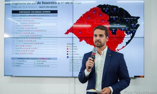 governador Eduardo Leite-RS