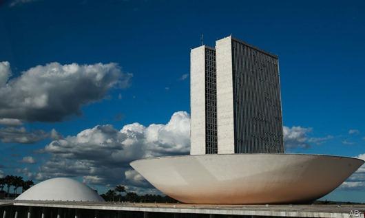 monumentos_brasilia_cupula_plenario_da_camara_dos_deputados