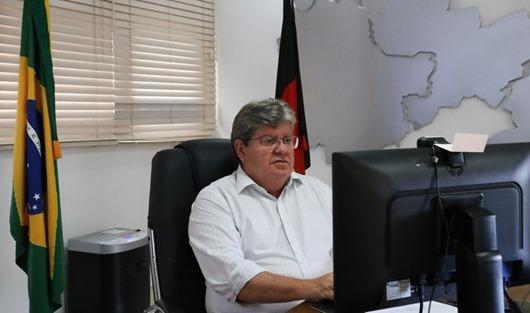 João Azevêdo_leitos de Covid-19