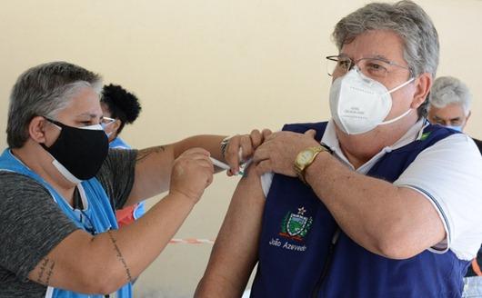 João Azevêdo_vacina contra covid-19