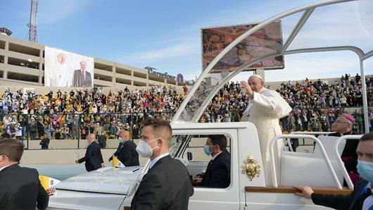 Papa Francisco no Iraque
