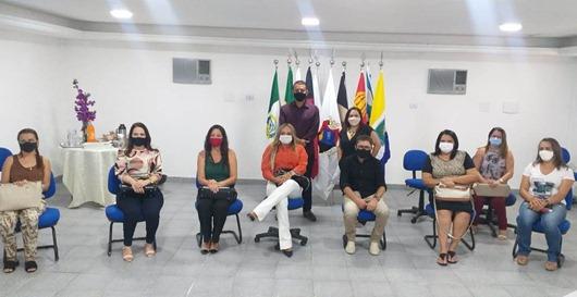 Gabriel Gomes_secretários municipais da 11ª GRE de Princesa Isabel