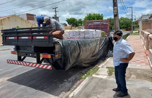 Governo da Paraíba_distribuição de sementes entre produtores rurais