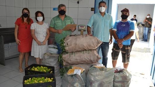Governo_alimentos para famílias paraibanas