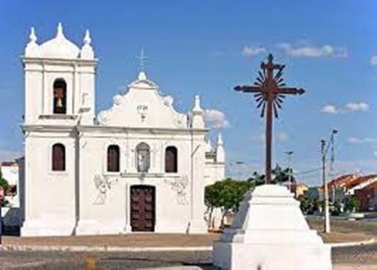 Igreja do Rosário_Pombal_PB