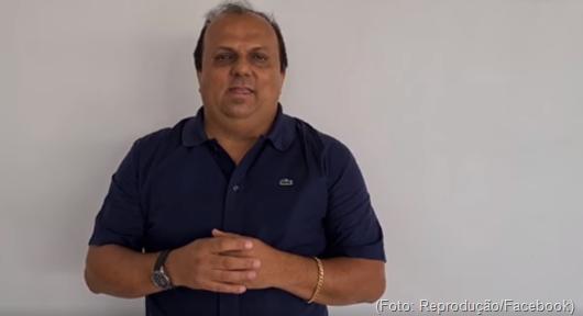 Ricardo Pereira_anúncio_pagamento da Educação-abril de 2021