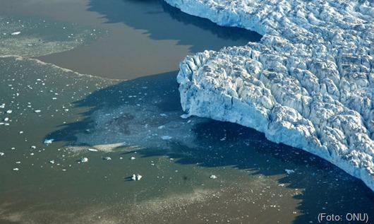 geleira polar