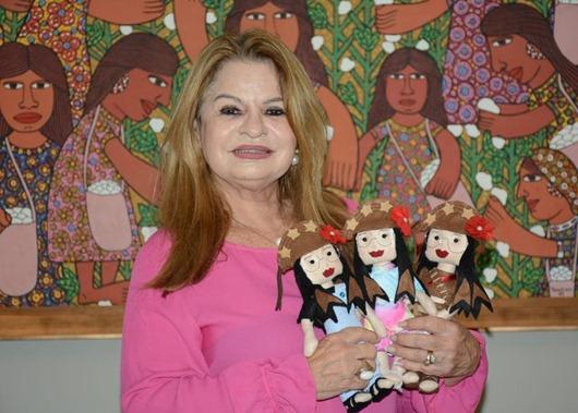 primeira-dama_ bonecas Juliette_projeto Castelo de Bonecas