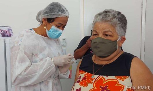 vacinação contra Covid-19_Prefeitura de Princesa Isabel