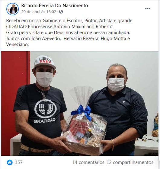 Antônio Roberto_Ricardo Pereira