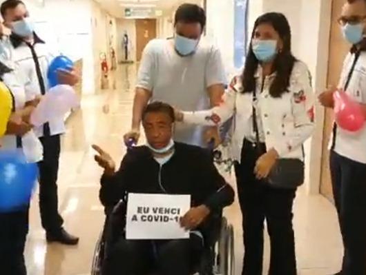Damião Feliciano_alta hospitalar