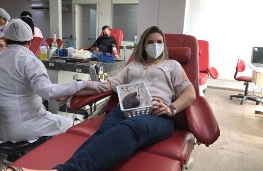 Hemocentro_parceria com a UFPB_ doação de sangue