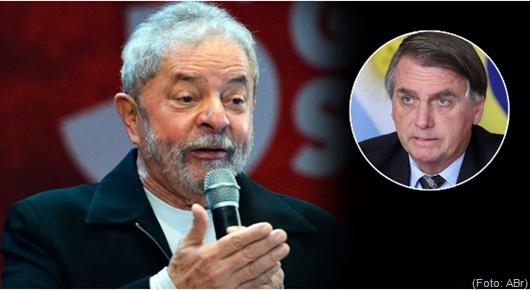 LULA_bolsonaro