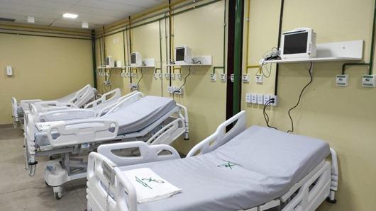 leitos_Hospital de Trauma de João Pessoa