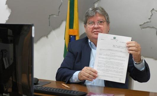 João Azevêdo_investimentos_pesquisas na PB