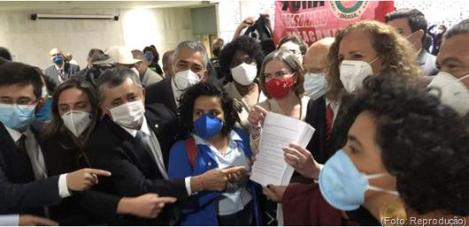 Superpedido de impeachment de Bolsonaro