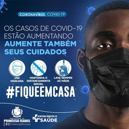 campanha de prevenção_Secretaria de Saúde de Princesa Isabel