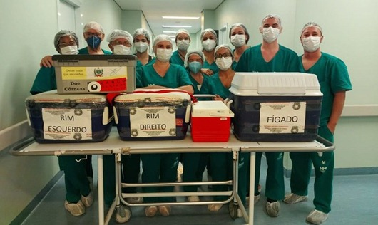 Hospital Metropolitano_captação de multiórgãos