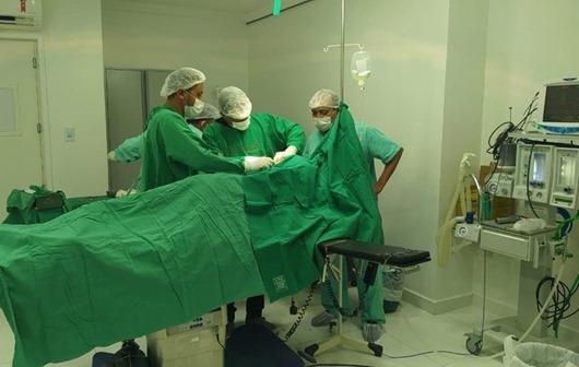 Hospital Regional de Patos_ cirurgias ortopédicas