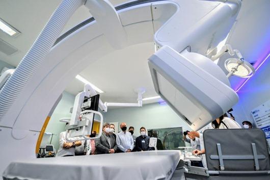 João Azevêdo_Hospital Metropolitano