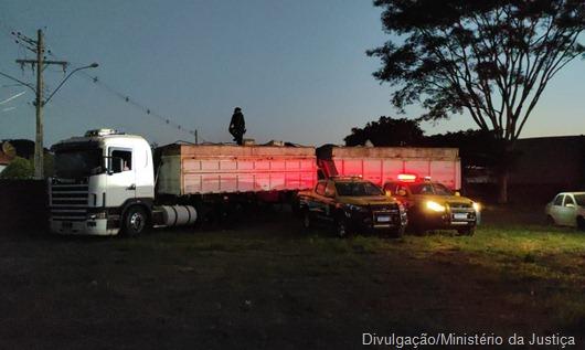 caminhão-drogas
