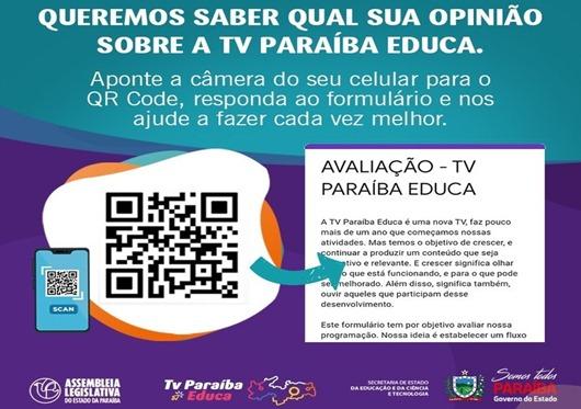 enquete_TV Paraíba Educa