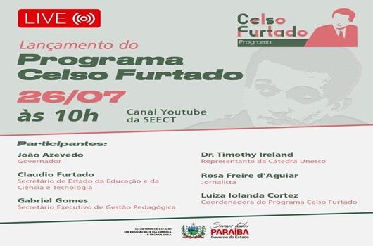 lançamento_Programa Celso Furtado
