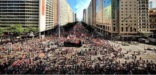 protestos_Fora Bolsonaro
