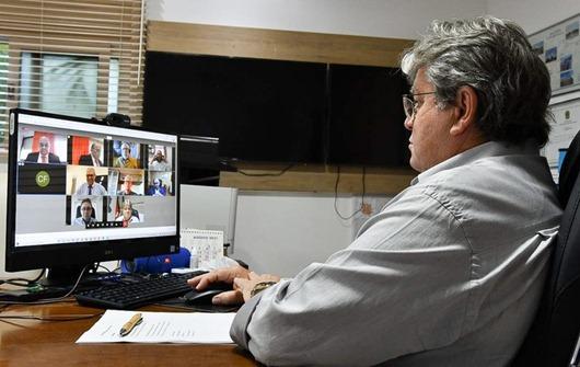 João Azevêdo_radiotelescópio no Sertão