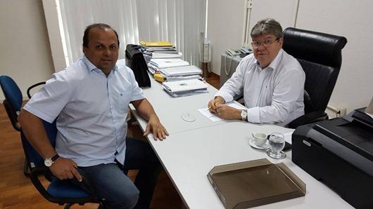 Ricardo Pereira e João Azevêdo