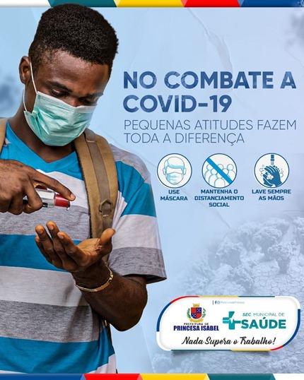 Campanha Preventiva_Covid-19_Saúde de Princesa Isabel