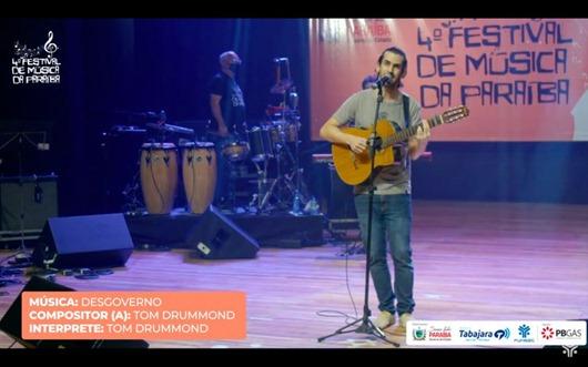 Festival de Música da Paraíba_ finalistas