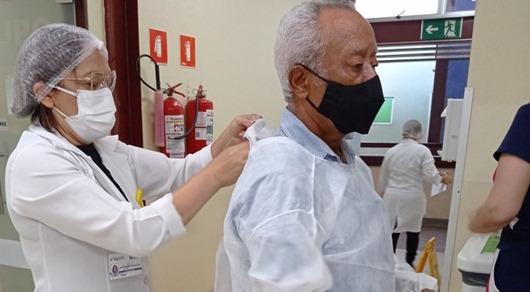 Hospital de Trauma de João Pessoa_ visitas a pacientes internados