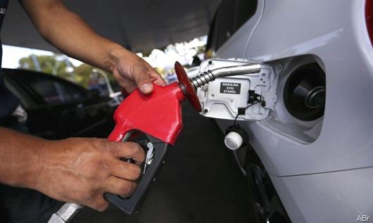 combustível_Agência Brasil