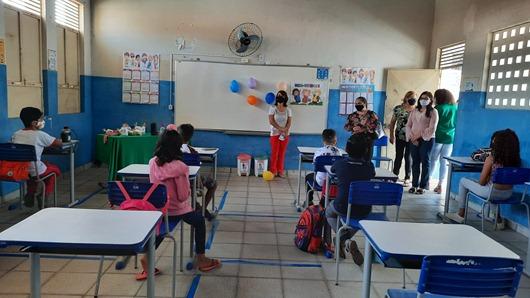 sala de aula_11ª GRE de Princesa Isabel