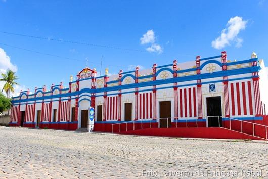 sede_Prefeitura de Princesa Isabel